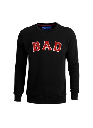 Bad Bear Sweatshirt Siyah